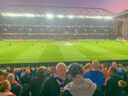 Photos At Ibrox Stadium