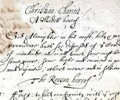 Puritans And Quakers Venn Diagram The Pilgrims Mayflower Compact As Covenant