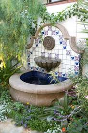 Small Picture Love the colors This custom made tile fountain reflects the