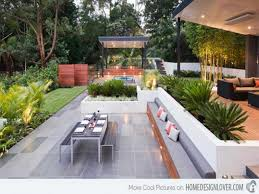 backyard design landscaping. Modern Backyard Design Armchair Back Yard Minimalist Collection Including Beautiful Pictures Landscaping Ideas Designs Lighting Pool