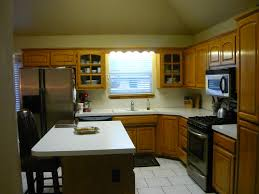 Updating Oak Kitchen Cabinets Great Ideas To Update Oak Interesting Oak Kitchen Cabinet Makeover