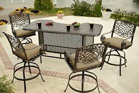 Modern Style Bar Style Patio Furniture And Lauras Home And Patio Outdoor Pub Style Patio Furniture