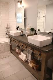 bathroom cabinets san diego. Bathroom Remodel Restoration Hardware Hack Mercantile Console Table Hacked Into A Double Vanity. Home Remodeling General Contractor San Diego Cabinets I
