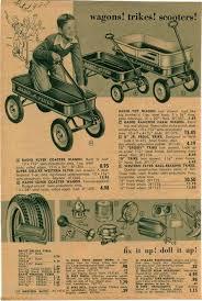 1955 Ad Coaster Wagons Radio Flyer Radio Flyer Wagons