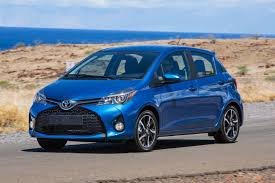 2018 Toyota Yaris Review, Trims, Specs and Price - CarBuzz