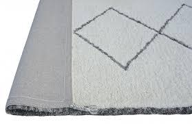safeeya tufted gy moroccan style rug