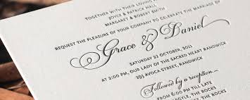 wedding invitation wording ideas and examples how do i word my Wedding Invitations From Bride And Groom Not Parents grace design sample showing example wording for both the bride's and groom's parents hosting the wedding Invitation Wording Bride and Groom