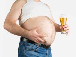 Does <b>Beer</b> Really Give You a Big Belly?
