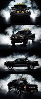 Nice Toyota 2017: 'Back to the Future' Toyota Tacoma... Four ...
