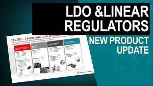 Ldo Linear Regulators New Product Announcement Ti Com Video