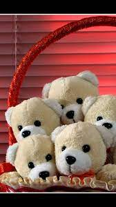 Iphone Wallpaper Cute Teddy Bear With ...