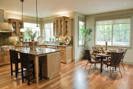 Open Concept Kitchen Living Room Designs Kitchen And Living Room Combined Wall Decor Ideas For Dining Room