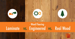 Ideas Wood Flooring Laminate Vs Engineered Real Kitchencrate Pertaining To  Sizing 2500 X