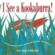 discovering habitats around the world bccb blue ribbon nonfiction book award awards steve jenkins robin page