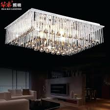 crystal chandelier flush mount popular of ceiling crystal chandelier brief long square crystal chandeliers flush mount crystal chandelier flush mount