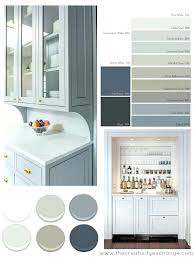 gray painted kitchen cabinets popular and versatile cabinet paint colors for kitchen bath and built ins
