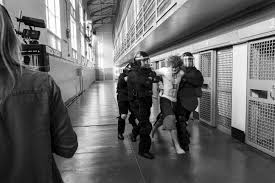 in the fall of 2016 word got around pendleton in indiana that a crew was coming to make a called o g it was to feature inmates and guards as