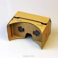 Bộ Kính Thực Tế Ảo 3d Google Cardboard Tự Làm Tại Nhà