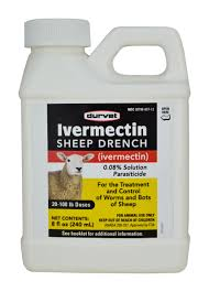 Ivermectin Sheep Drench Durvet