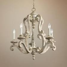 kichler hayman 28 white wood chandelier y92