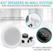 bluetooth wireless home speakers