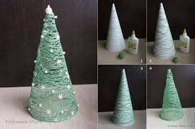 How to make Christmas tree lighting decoration step by step DIY tutorial  instructions. >>
