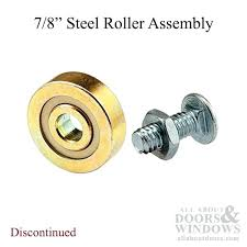 roller assembly for sliding glass doors door rollers parts pocket replacement