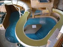 cool bedrooms with pools. Fine With BlueWater Resort And Casino Pool Slide On Cool Bedrooms With Pools B