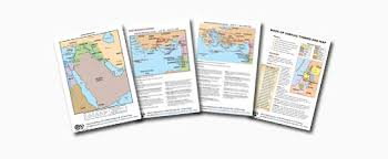 New Resource Beautiful Maps And Timelines From Rose Publishing