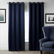 Navy And White Curtains Popular Navy Blue Bedroom Curtains Buy Cheap Navy Blue Bedroom