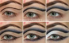 arabic eye makeup tutorial fashionisers