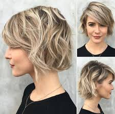Short Hairstyle For Women 2016 22 Trendy Short Haircut Ideas For 2016 Straight Curly Hair 2109 by stevesalt.us