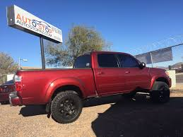 2005 Used Toyota Tundra DoubleCab V8 Ltd 4WD at Auto Stop Serving ...