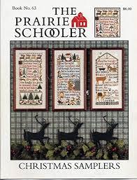Christmas Samplers Cross Stitch Chart And Free Embellishment