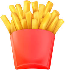 french fries clip art. French Fries Transparent Clip Art PNG Image To