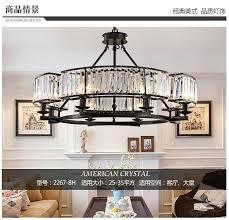 american crystal chandelier iron lamps bedroom lamps restaurant lamps chandelier