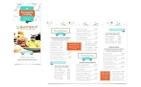 11x17 Trifold Template Free Fold Brochure Template Word Publisher Layout 11 X 17