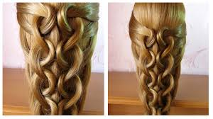 Coiffure Simple Cheveux Long Tresse Et Chignon En Idees Hair