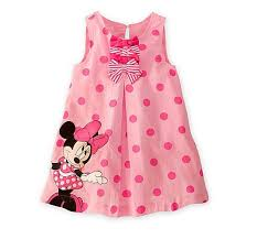 free shipping5pcslot girls 2016 new design minnie polka dots dress cute baby girl dress designs