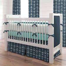 anchor crib bedding pink nautical baby girl museosdemolina info hot