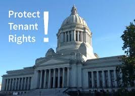 Image result for washington state renters rights images