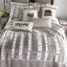 bedding grey crib comforter cabin comforters mint and gray nursery bedding cabin quilts bedding from