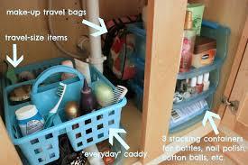 Magazine File Holder Dollar Store Dollar Store Bathroom Organizing The Crazy Craft Lady 19