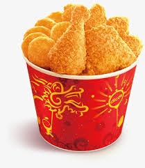 kfc fried chicken bucket. Plain Fried Kentucky Fried Chicken Bucket Kfc Fried Chicken Bucket Package PNG And  Vector For Kfc Bucket F