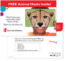 save the children outer envelope