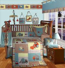 construction nursery bedding set thenurseries