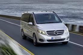 2014 Mercedes-Benz V Class press shot front fascia - Indian Autos blog