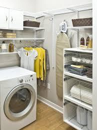 Interior:Slanted Laundry Basket Shelf Idea Over Washing Design Contemporary  Walk In Closet Layout Design