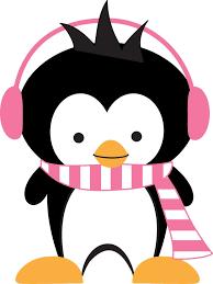 girl penguin clip art black and white.  Art January Clipart Penguin The Best Pinguim Images Clip Art Black And White With Girl Penguin Clip Art Black And White
