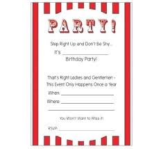 Carnival Ticket Invitations Invitation Template Free Printable ...